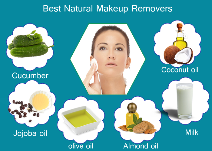 homemade natural makeup removers