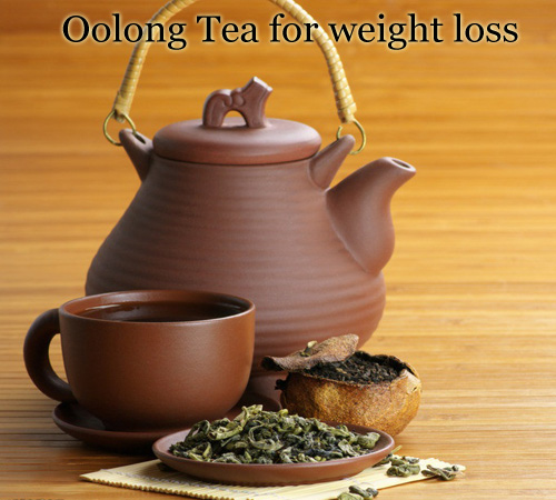 How much oolong tea is good for weight loss