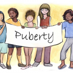 Puberty in girls