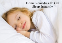 Home remedies for Sleep